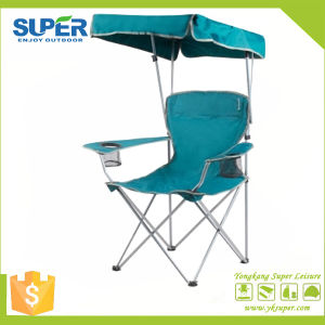 High Quality Folding Camping Chair with Canopy (SP-115B) pictures & photos