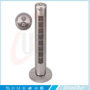 United Star 30′′ Electric Plastic Tower Fan Ustf-1132 pictures & photos