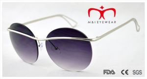 Latest Fashion Style Round Frame Sunglasses (MI215) pictures & photos