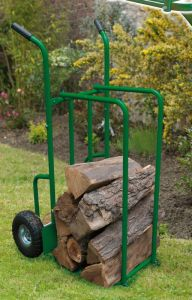 Heavy Duty Firewood Hand Truck Ht-4 pictures & photos