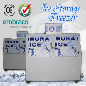 Ice Bag Storage Merchandiser with Customized Logo pictures & photos