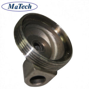Custom Precisely Stainless Steel Lost Wax Casting Valve Cover pictures & photos