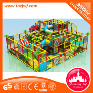 Children Aged 3-12 Indoor Playground Soft Play Equipment pictures & photos