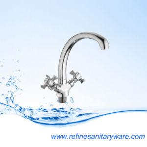 China Sanitary Ware Kitchen Faucet Mixer (R7017850C-M7301Y)