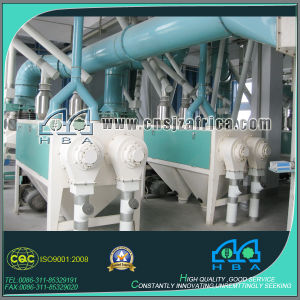 Machine for Maize Powder Processing pictures & photos
