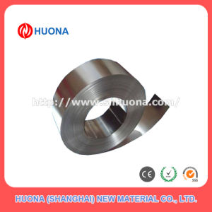 1j79 Permalloy Foil Ni79mo4 Soft Magnetic Alloy Foil pictures & photos