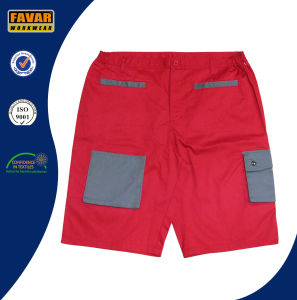 Heavy Duty Cotton Drill Cargo Work Shorts Pants pictures & photos