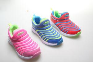 Colorful Design Leisure Cloth Shoes pictures & photos