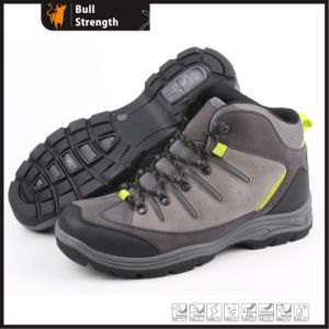 Sport Style Hiking Shoe with PVC Outsole and PU (SN5243) pictures & photos