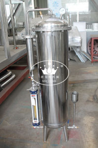 Stainless Steel CO2 Filter Tank for Beverage Processing Line pictures & photos