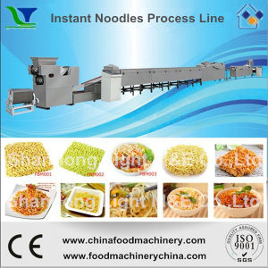 Automatic Indonesia Fried Instant Noodle Machinery pictures & photos