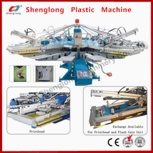 Textile Screen Printing Machine (YH Series SERIGRAPHY) pictures & photos