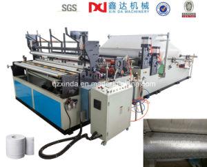 Automatic Toilet Paper Rolls Machine Supplier pictures & photos