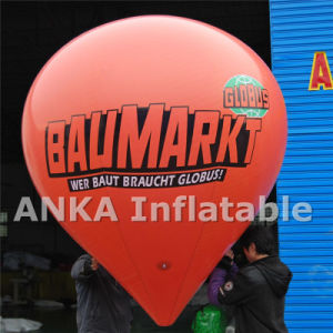 LED Inflatable PVC Helium Balloon for out Door Promotion pictures & photos