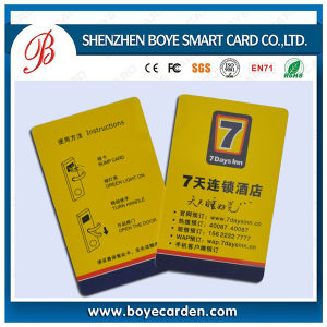 Leader Supplier Em4100 Door Access ID Cards with CE Certificates pictures & photos
