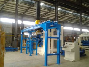 Hf800t Non- Vibration Hydraulic Brick Making Machine pictures & photos