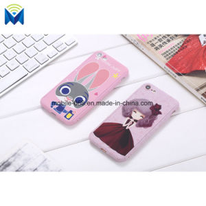360 Degree Cartoon Full Body Case Cover for Apple iPhone 7 8 / Plus + Glass Film pictures & photos