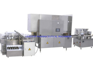 Liquid Bottle Filling Machine Line with Oral Liquid Bottle Ultrasonic Washing pictures & photos