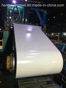 Building Roof Tile Materials PPGI Color Coated Galvanized Steel Coil pictures & photos