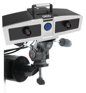 3D Scanner for Objects with Complex Surfaces (3M) pictures & photos