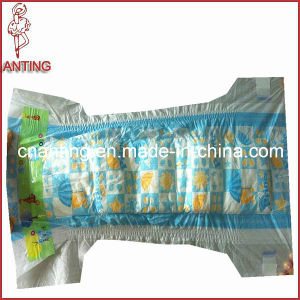 Breathable Backsheet Diaper for Baby with PP Frontal Tape pictures & photos