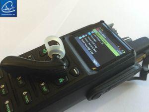 P25 Military Combat Portable Radio, P25&Dmr&Analog Military Radio in 30-88MHz pictures & photos