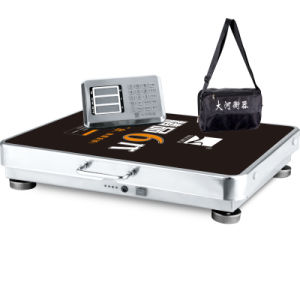 Wireless Electronic Platfrom Weighing Scale (DH-702A) pictures & photos