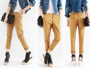 New Fashion Trendy Twill Slim Chino Clothing (JC1407) pictures & photos