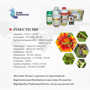 King Quenson Pest Control Insectcide List pictures & photos