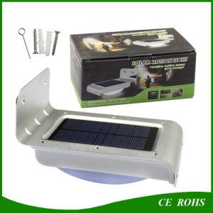 16LED Solar Garden Light PIR Sensor Wall Light Waterproof LED Outdoor IP65 Solar Powered Motion Sensor Night Light pictures & photos