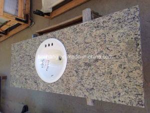 Santa Cecelia Light Granite Vanity Top Countertop pictures & photos