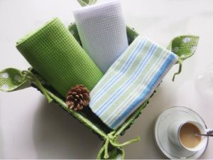 (BC-KT1037) Good Quality Fashionable Design Tea Towel/Kitchen Towel pictures & photos