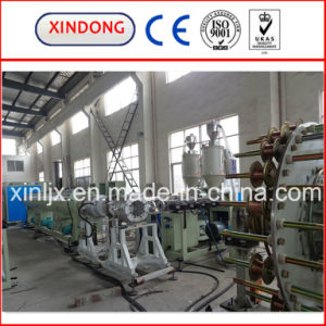 Steel Wire Reinforced HDPE Pipe Machine pictures & photos