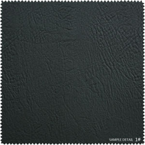 Cast Coke Fashion PU Leather for Shoe (s162) pictures & photos