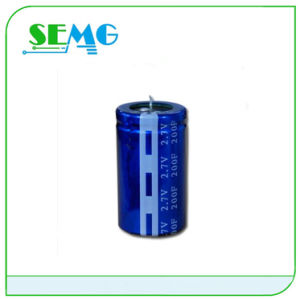 1500UF 350V Aluminum Electrolytic Starting Capacitor Fan Capacitor pictures & photos