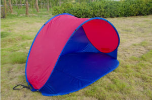 Carries Popup Beach Tent Foldable Beach Tent Easy to Carry