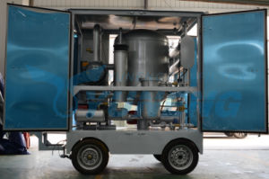 Transformer Oil Filtration Plant Mobile Zja Series pictures & photos