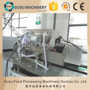 SGS SUS304 Chocolate Bar Casting Machine (QJJ175) pictures & photos
