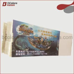 Custom Borading Pass Factory Printing pictures & photos