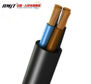 Mining Metallic Shield Rubber Flexible Cable pictures & photos