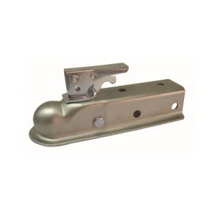 """2"""" Ball Quick-Locking Trailer Straight Tongue Coupler (zinc or oily) pictures & photos"""