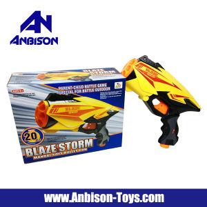 Blaze Storm Style Manual Soft Bullet Gun pictures & photos