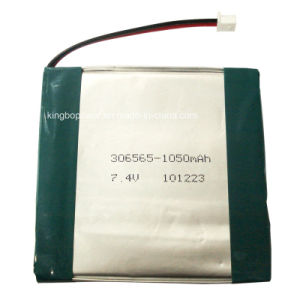 Rechargeable Polymer Lithium Battery 7.4V Batteries