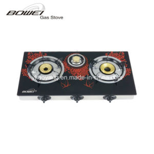 Famous Model 3 Burner Gas Stove Bw-Bl3007