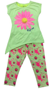 Fashion Kids Girl Vest in Children T-Shirt & Knit Vest (SV-017) pictures & photos