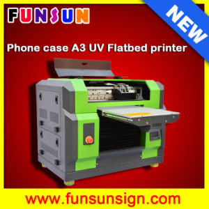 2016 New Design A3 UV LED Printer with One Original Dx5 Head Printer for Printing Plastic Card pictures & photos