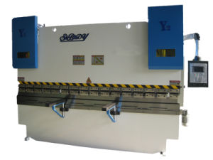 """Bohai"" Brand Quality Bending Machinery, Hydraulic Plate Bending Machine, Steet Metal Bender pictures & photos"