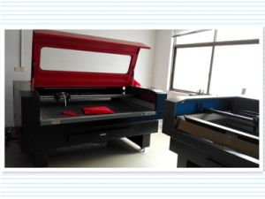 100 Watts Laser Cutting Machine for Working pictures & photos
