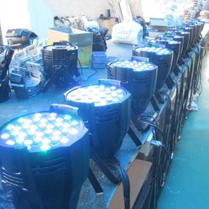 Aluminium Housing Indoor LED 54 3W PAR Light pictures & photos