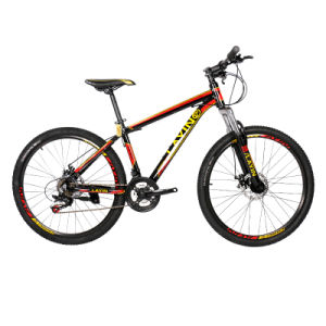 Cost-Effective 21 Speed Aluminum Alloy Mountain Bike for Wholesale pictures & photos